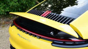 Porsche 911 - spoiler