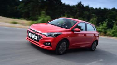 Hyundai i20 - front action