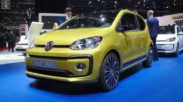 Geneva Motor Show 2016 - VW Up Facelift