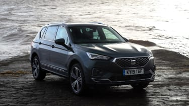 SEAT Tarraco - front static