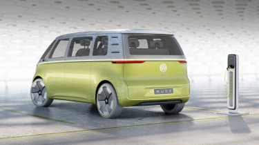 Volkswagen I.D. Buzz - rear static