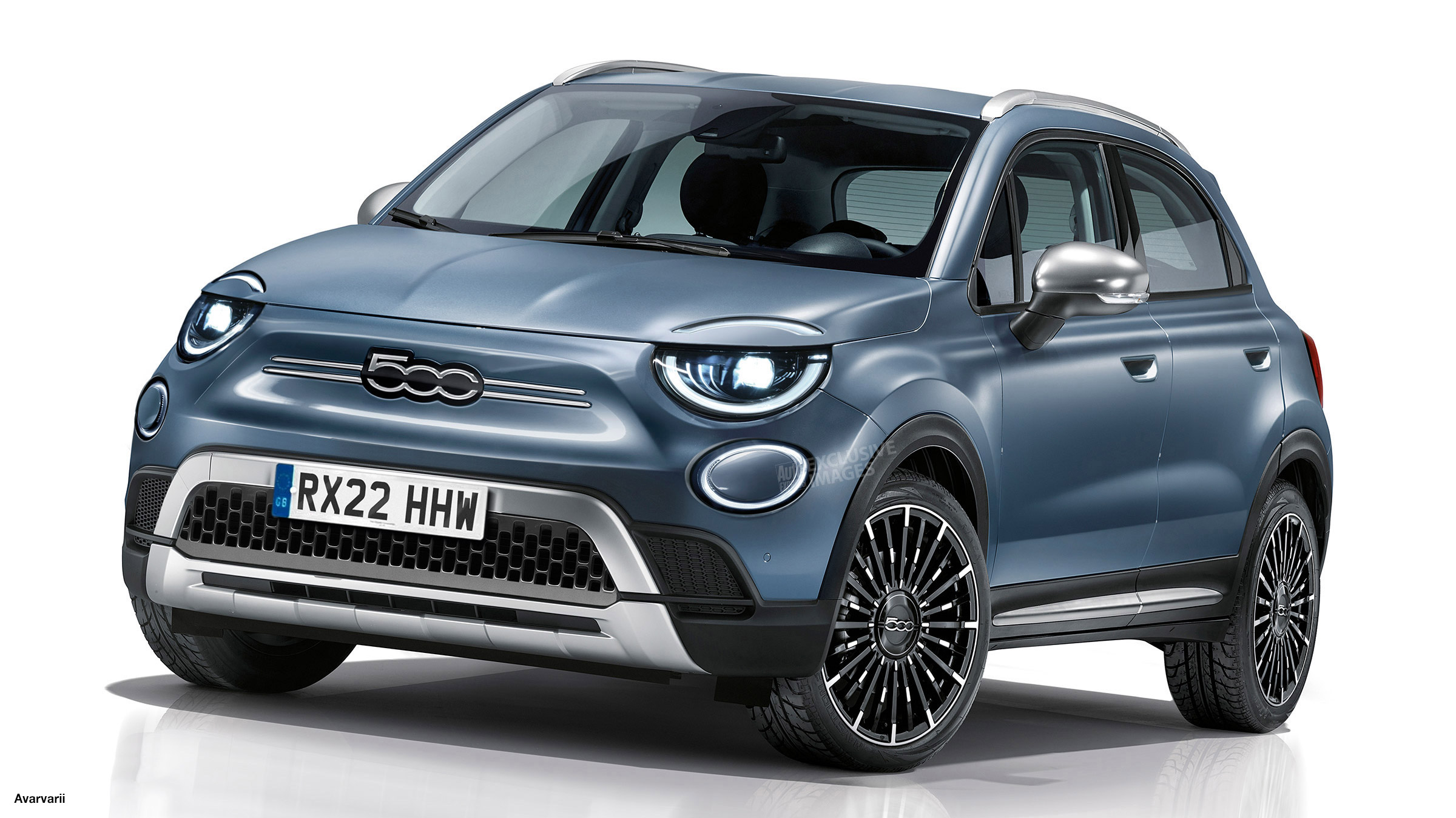 All-new Fiat 4XL set to replace 4X and 4L  Auto Express