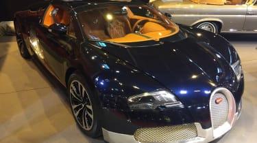 Bugatti Veyron - Retromobile
