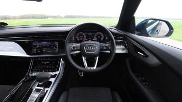 Audi Q8 - Interior
