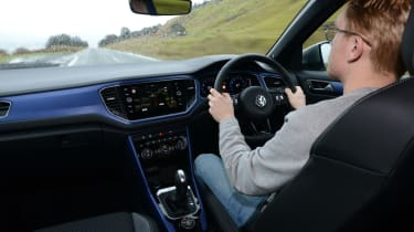 Volkswagen T-Roc R - James Brodie