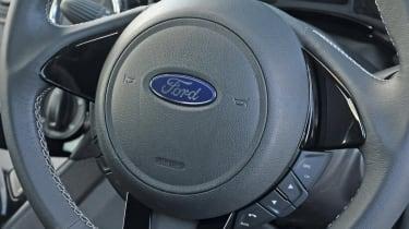 Ford Ka steering wheel