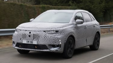 DS 7 Crossback - prototype front