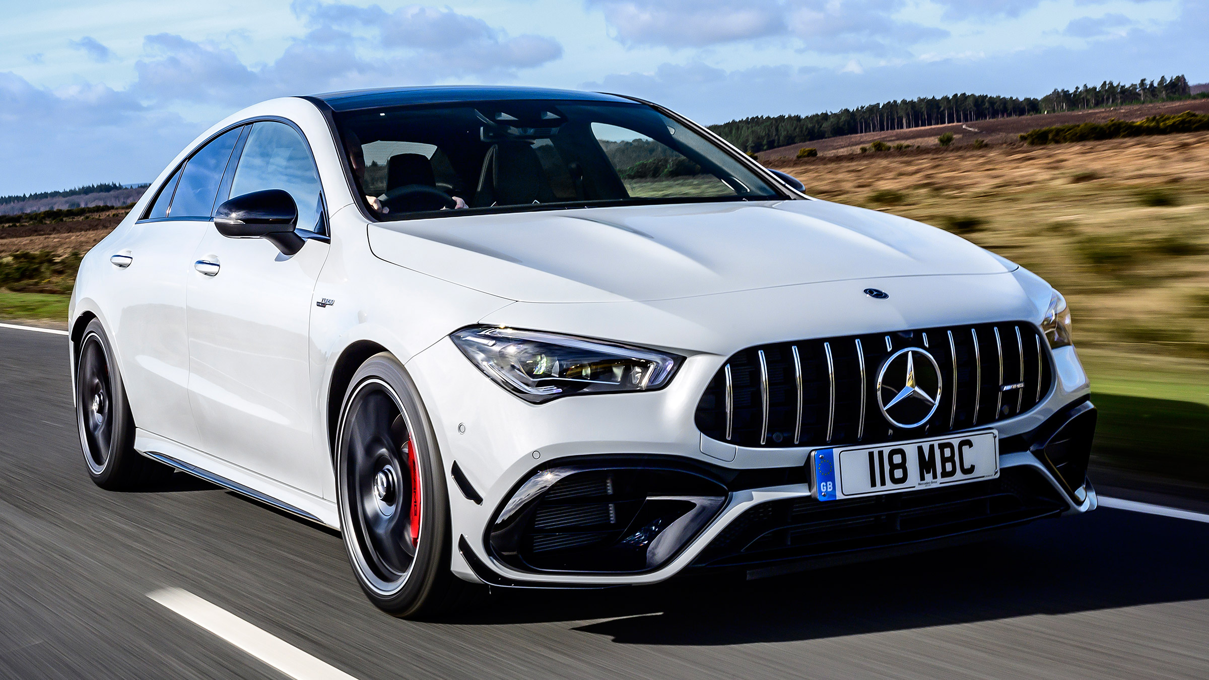 New Mercedes Amg Cla 45 S 2020 Review Auto Express