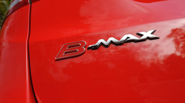 Ford B-MAX badge