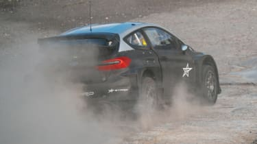 Rallycross Championship 5 Nations Trophy - Ford Fiesta