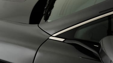 Aston Martin Vantage (used) - paint detail