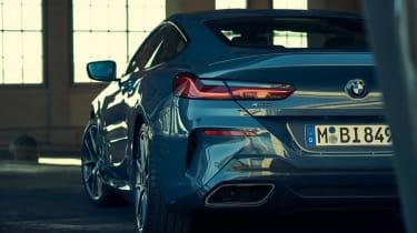 BMW 8 Series leaked pic
