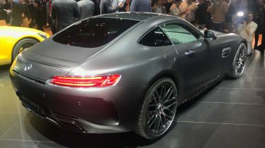 Mercedes-AMG GT C Edition 50 - show front