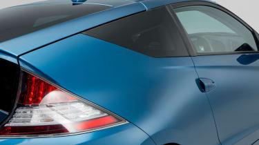Used Honda CR-Z - visibility