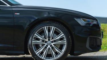 Audi A6 Avant - wheel