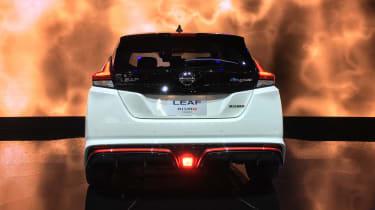 Nissan Leaf Nismo - Tokyo full rear