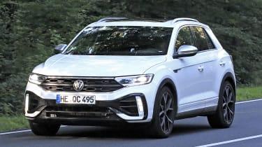 Volkswagen T-Roc R - spyshot 2