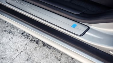 Volvo Polestar performance parts sill again