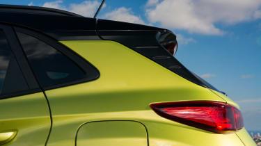 Hyundai Kona Premium SE 2017 - tail-light
