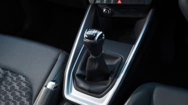 Audi A1 Citycarver - transmission