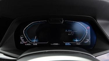 BMW X7 - dials