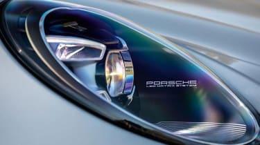 Porsche 911 - front light