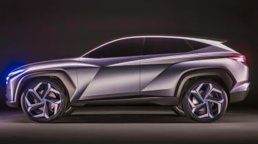 Hyundai Vision T - side static