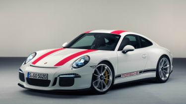 Porsche 911 R front