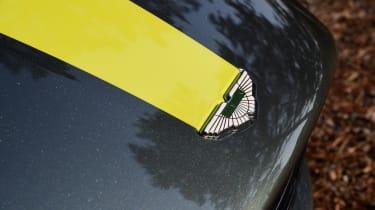 Aston Martin DB11 AMR - wings