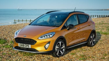 Ford Fiesta Active - front static