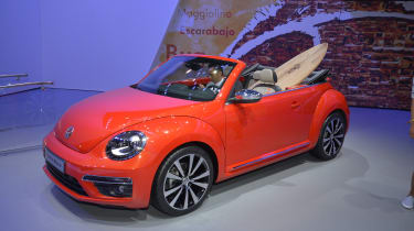 VW Beetle Surf concept