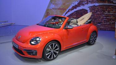 VW Beetle Surf concept