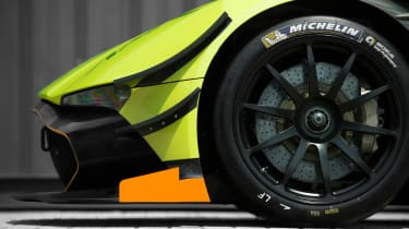 Aston Martin Vulcan AMR Pro - wheel