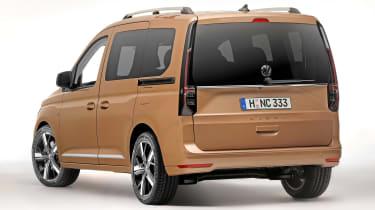 2020 Volkswagen Caddy - rear static