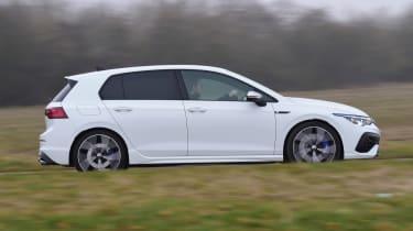 Volkswagen Golf R - side