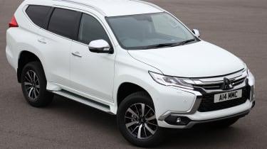 Mitsubishi Shogun Sport Commercial