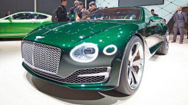 Bentley EXP 10 Speed 6 feature - motor show