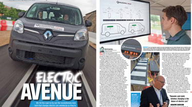 Best motoring features of 2017 - electric road