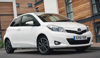 Toyota Yaris Edition front static