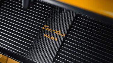 Porsche 993 911 Turbo - grille