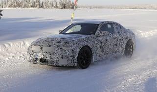 2022 BMW M2 spy -