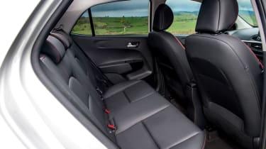 Kia Picanto GT Line - rear seats