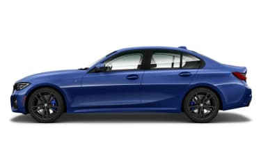 Leaked BMW 3 Series - side