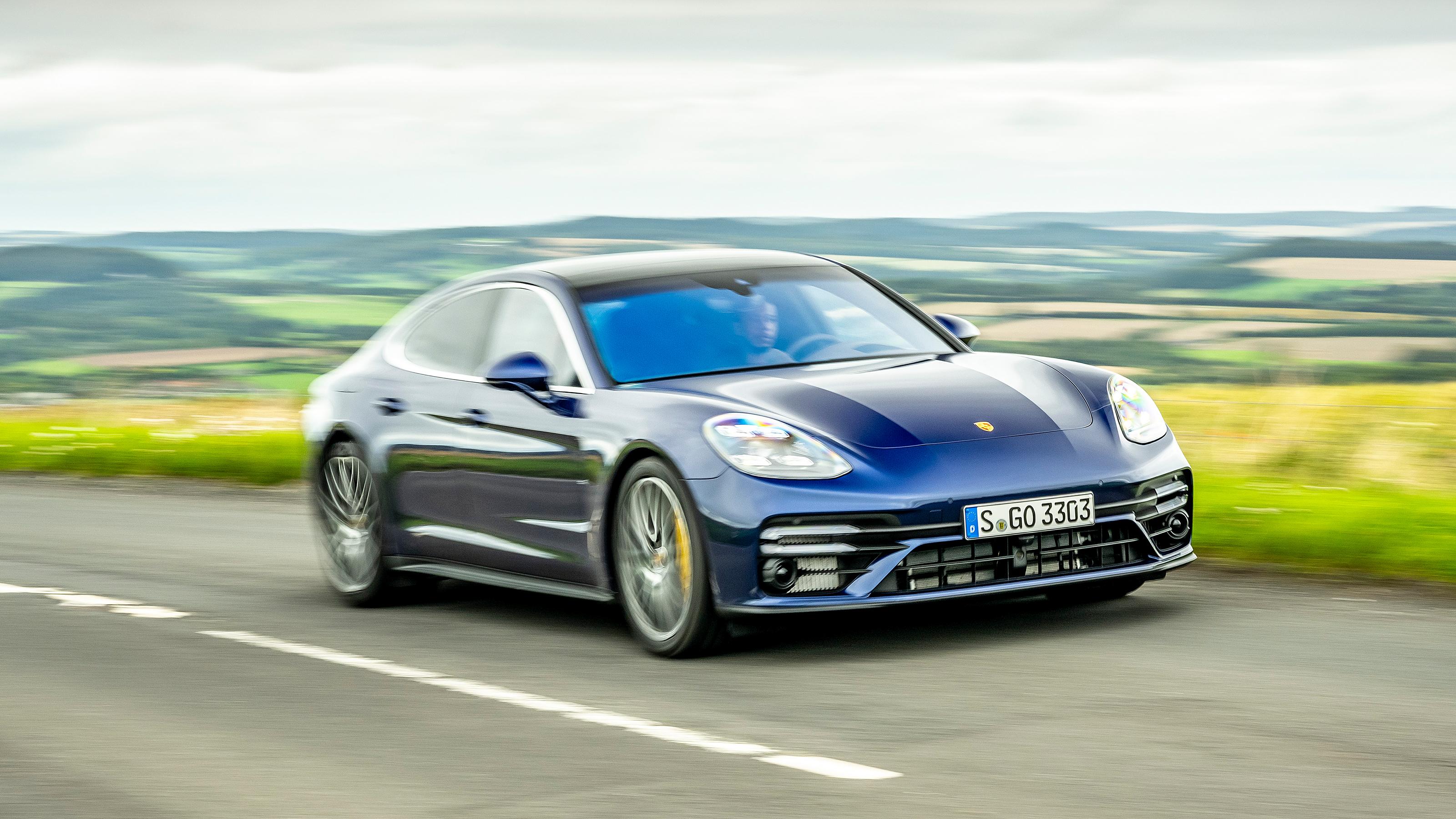 Porsche Panamera Review Auto Express