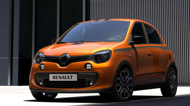 Renault Twingo GT - front
