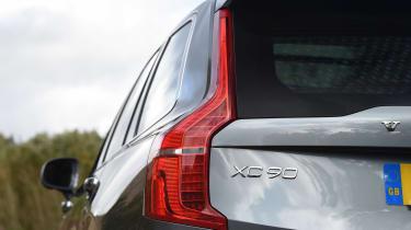 Volvo XC90 T8 - rear light