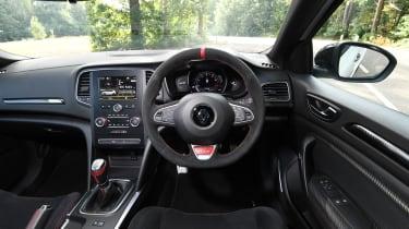 Renault Megane R.S. Trophy-R - interior
