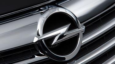 Opel badge