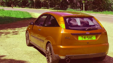 Ford Focus 4x4 Cosworth