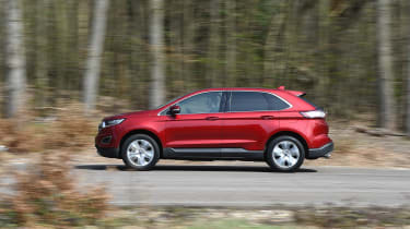 Ford Edge second report - side